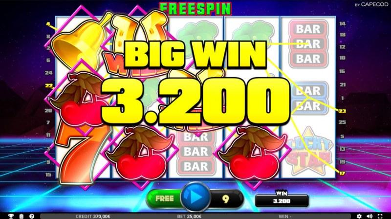Lucky Star :: Big Win