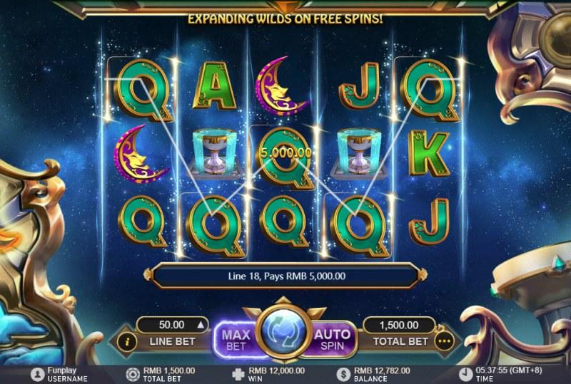 Lucky Tarot :: Big Win