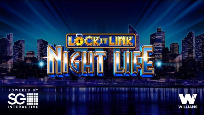 Lock it Link Night Life :: Splash screen - game loading