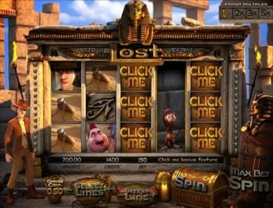 Orientxpress featuring the Video Slots Lost with a maximum payout of $7,500