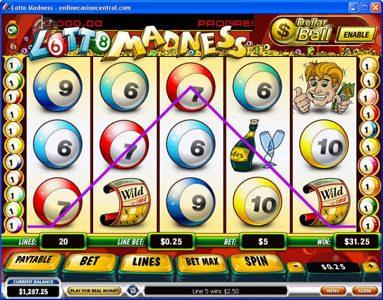 Lotto Madness ::