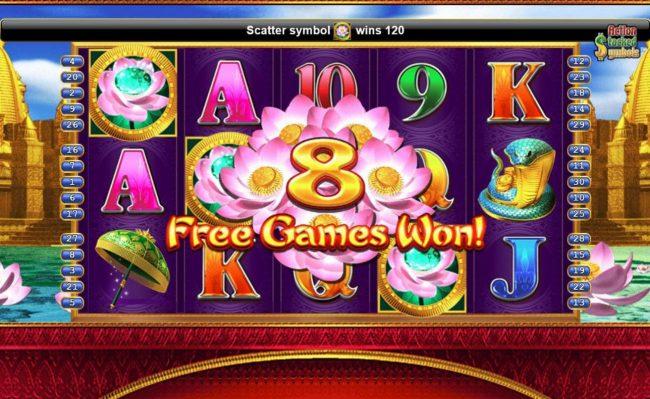 Lotus Land :: 8 Free Games won