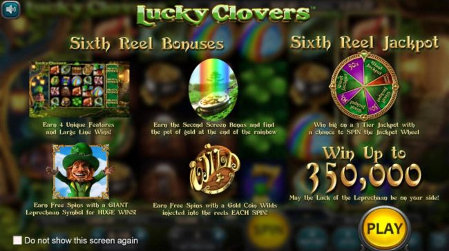 Lucky Clovers :: Introduction