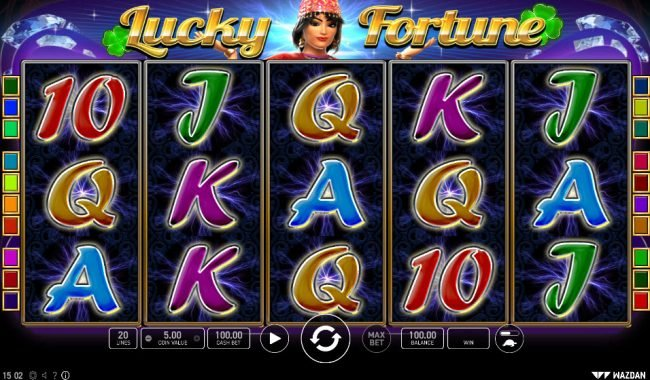 Play slots at Abo Casino: Abo Casino featuring the Video Slots Lucky Fortune with a maximum payout of $50,000
