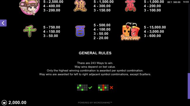 Play slots at Casino Share: Casino Share featuring the Video Slots Lucky Little Gods with a maximum payout of $130,000