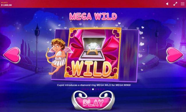 Mega Wild - Cupid introduces a diamond ring Mega Wild for Mega Wins.