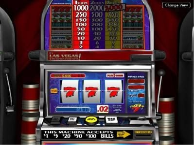 Play slots at Mister Winner: Mister Winner featuring the Video Slots Lucky 7 with a maximum payout of $5,000