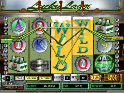 Play slots at Boaboa: Boaboa featuring the Video Slots Lucky Lager with a maximum payout of