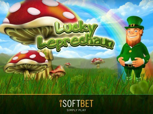 Lucky Leprechaun :: Splash screen - game loading