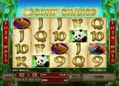 Tropez featuring the Video Slots Lucky Panda with a maximum payout of $400,000
