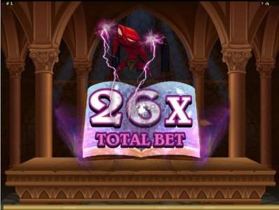 Casdep featuring the Video Slots Lucky Witch with a maximum payout of $12,000