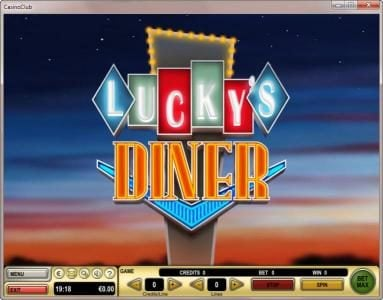 Play slots at Jackpot Joy: Jackpot Joy featuring the Video Slots Lucky's Diner with a maximum payout of $50,000