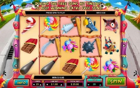 Play slots at Jetbull: Jetbull featuring the Video Slots Mad Pinatas with a maximum payout of $100,000
