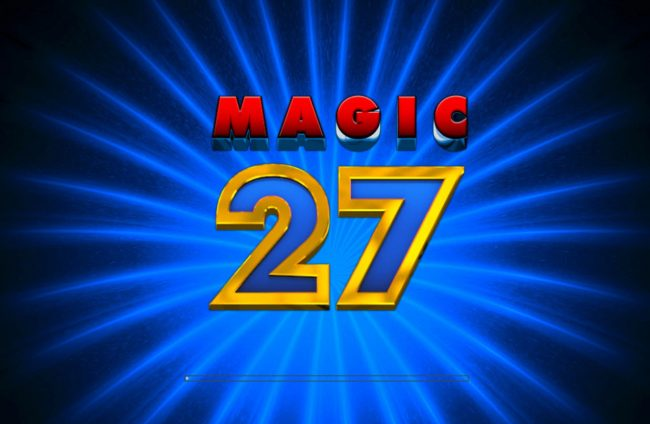 Play slots at Ladbrokes: Ladbrokes featuring the Video Slots Magic 27 with a maximum payout of $25,000