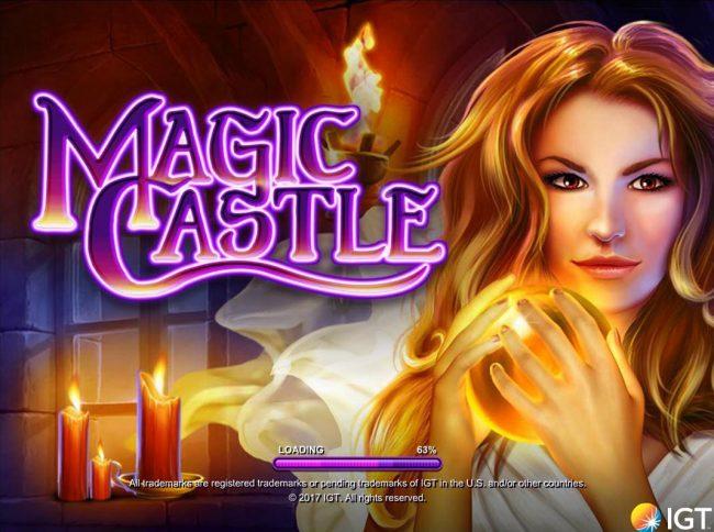 Splash screen - game loading - Magical Fantasy Theme