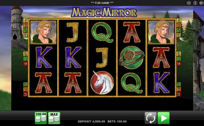 Play slots at AllRight: AllRight featuring the Video Slots Magic Mirror with a maximum payout of $50,000