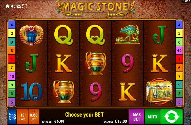 Magic Stone :: Main Game Board