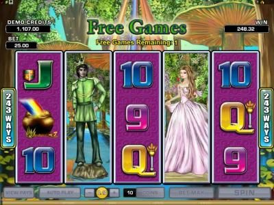 Conquer featuring the Video Slots Magic Charms with a maximum payout of $1,200