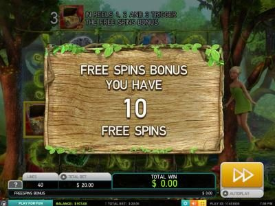 Casino Extra featuring the Video Slots Magic Gems with a maximum payout of $5,000