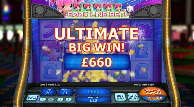 City Tower featuring the Video Slots Magical Stacks with a maximum payout of $50,000