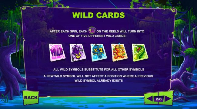 Maji Wilds :: Wild Cards