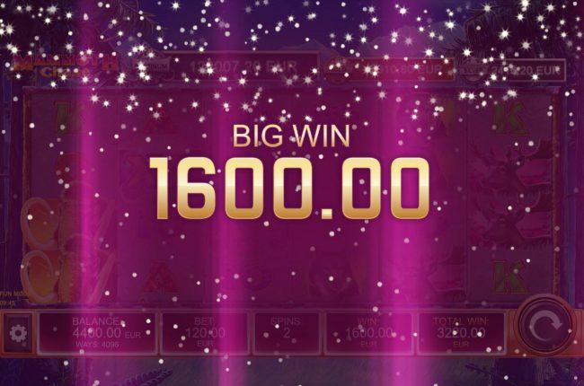 Mammoth Chase :: Big Win