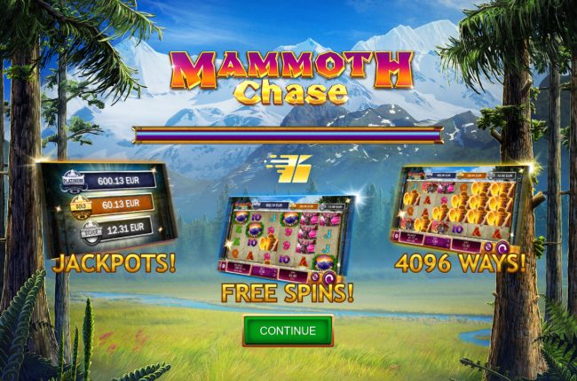 Mammoth Chase :: Introduction