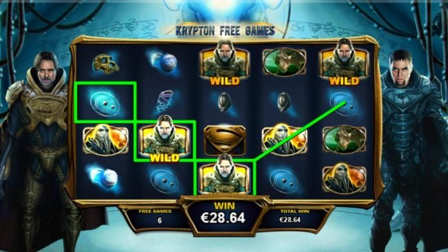 Krypton Free Games