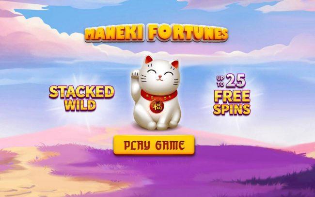 Maneki Fortunes :: Introduction