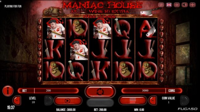 Play slots at Casino Dingo: Casino Dingo featuring the Video Slots Maniac Club with a maximum payout of $100,000