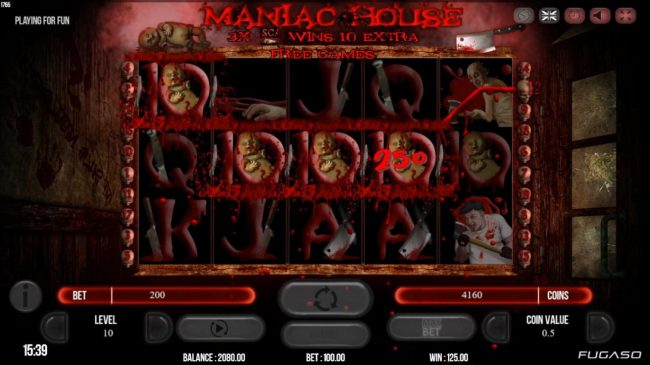 Maniac Club :: A winning Four of a Kind