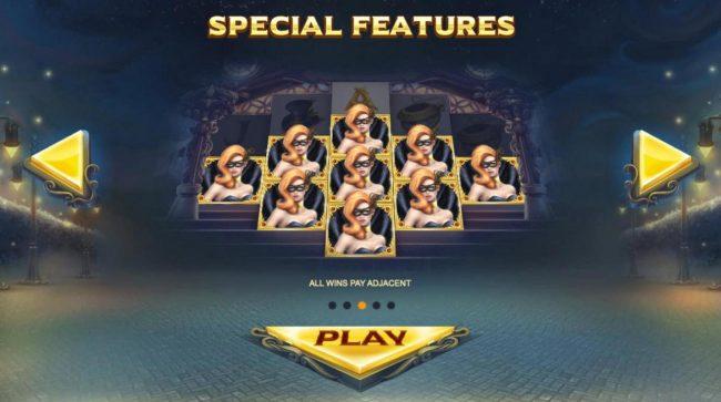 Masquerade :: Special Features