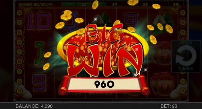 May Dance Festival :: A 960 coin Big Win acheived.