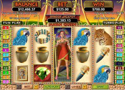 Mayan Queen ::