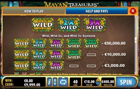 wild pays