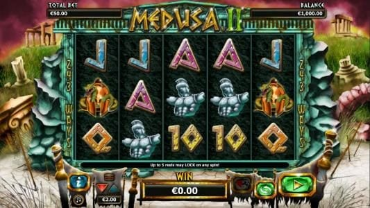 Play slots at All Irish: All Irish featuring the Video Slots Medusa II with a maximum payout of $25,000