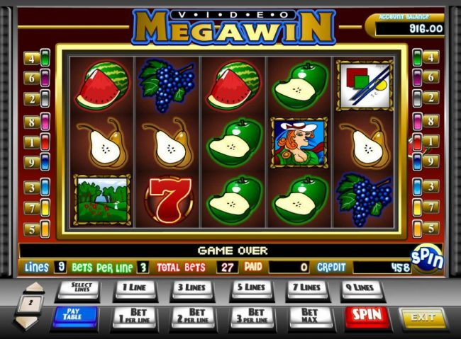 Play slots at Money Reels: Money Reels featuring the Video Slots Mega Win with a maximum payout of $30,000