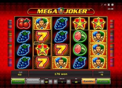 Play slots at Genting: Genting featuring the Video Slots Mega Joker with a maximum payout of $1,000,000