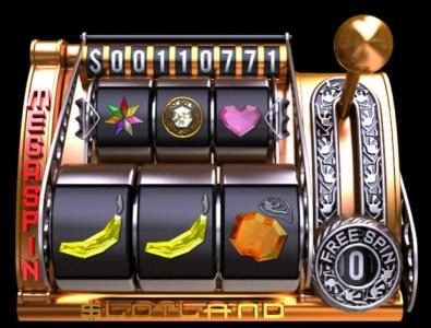 Winaday featuring the Video Slots Mega Spin with a maximum payout of $150