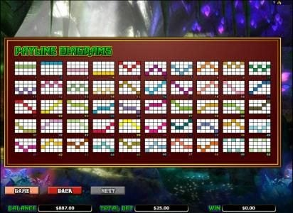 Reel Vegas featuring the Video Slots Merlin's Millions with a maximum payout of $2,000