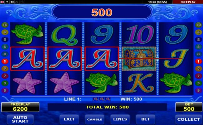 Play slots at Avalon78: Avalon78 featuring the Video Slots Mermaid's Gold with a maximum payout of $45,000