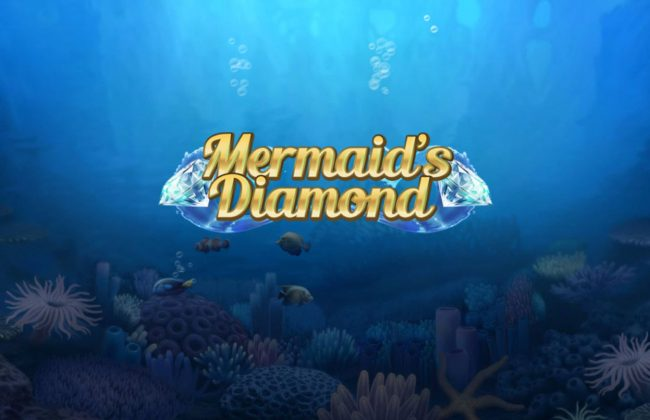 Play slots at Genesis Casino: Genesis Casino featuring the Video Slots Mermaid's Diamond with a maximum payout of $500,000