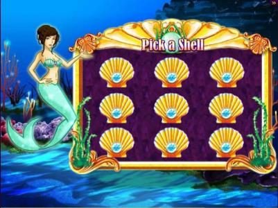 BGO Vegas featuring the Video Slots Mermaid's Gold with a maximum payout of $30,000