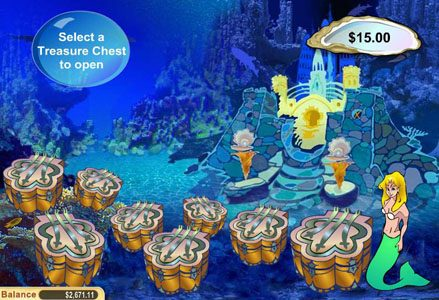 Play slots at Red Stag: Red Stag featuring the Video Slots Mermaid's Quest with a maximum payout of $100,000