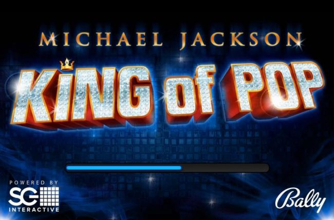 Slots Magic featuring the Video Slots Michael Jackson King of Pop with a maximum payout of $750,000