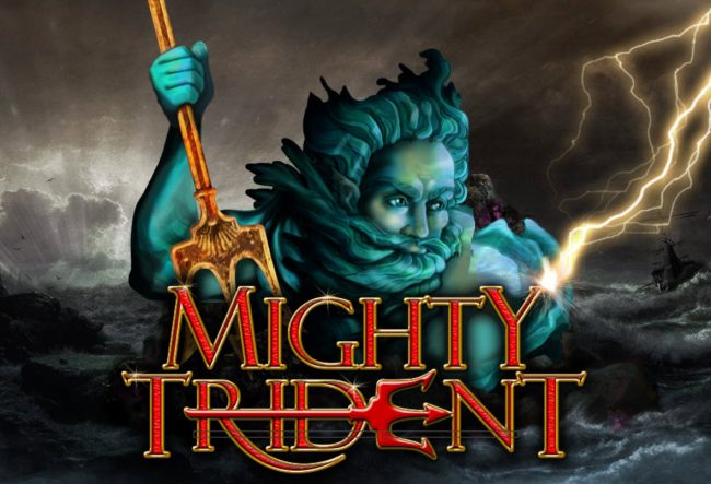 Play slots at Hyper Casino: Hyper Casino featuring the Video Slots Mighty Trident with a maximum payout of $50,000