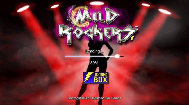 Mild Rockers :: Splash screen - game loading