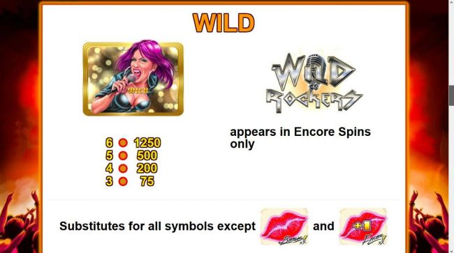 Mild Rockers :: Wild Symbol Rules