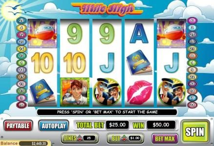 Play slots at Miami Club: Miami Club featuring the Video Slots Mile High with a maximum payout of $40,000