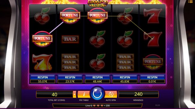 Play slots at 7 Gods Casino: 7 Gods Casino featuring the Video Slots Million Coins Respin with a maximum payout of $1,000,000